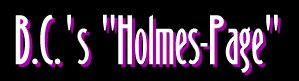 B.C.'s Holmes-Page